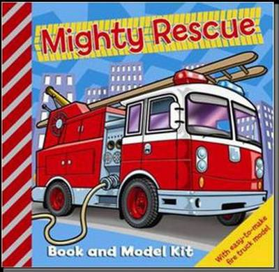 Mighty Rescue Book and Model Kit