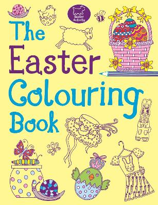 The Easter Colouring Book