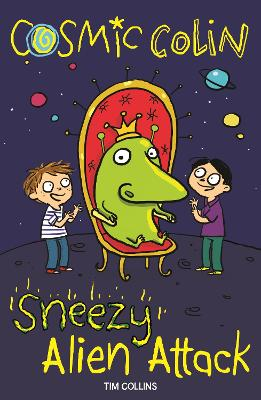 Sneezy Alien Attack: Cosmic Colin
