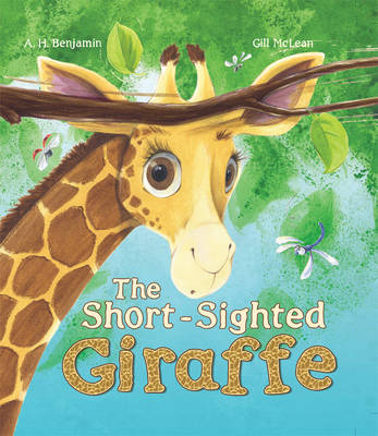 Book Reviews For The Short Sighted Giraffe By A H Benjamin And