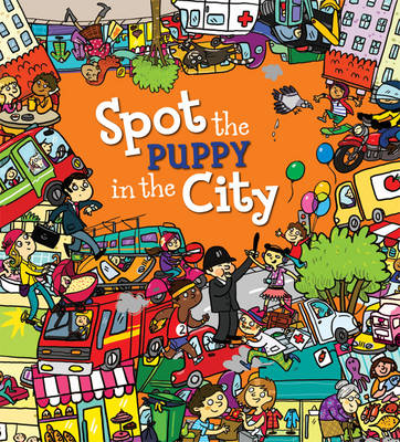 Spot the Puppy in the City