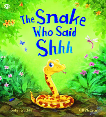 The Storytime: The Snake Who Says Shhh...