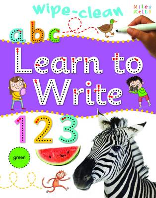 Wipe Clean Learn to Write