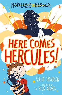 Here Comes Hercules!