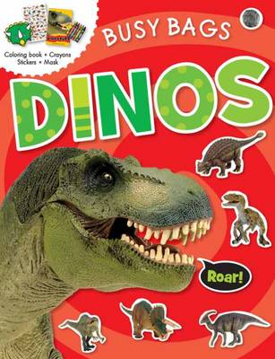 Dinos Busy Bags