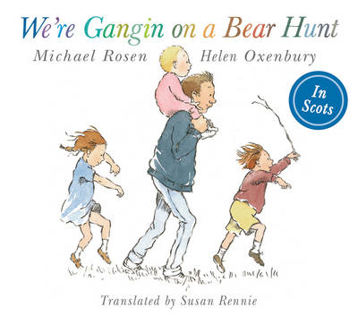We're Going on Bear Hunt in Scots