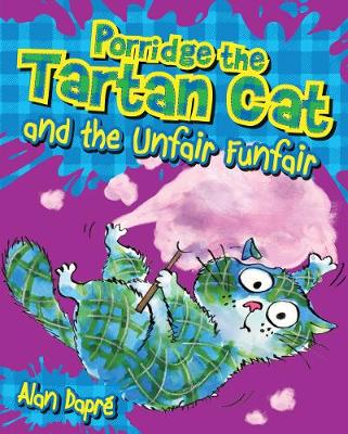Porridge the Tartan Cat and the Unfair Funfair