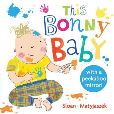 This Bonny Baby: A Mirror Board Book