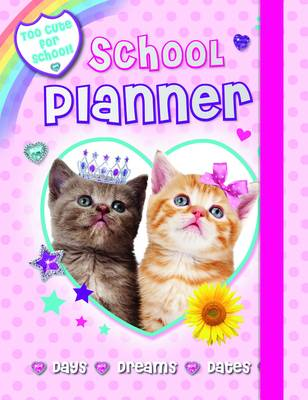 "Fluffy Friends School Diary: With Lots of Fluffy Characters from ""Too Cute for School"""