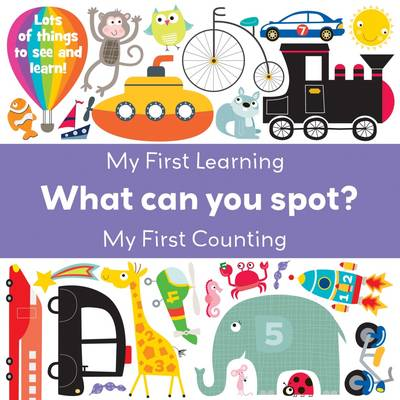 What Can You Spot? Learning & Counting