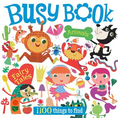 Busy Book Animals & Fairy Tales