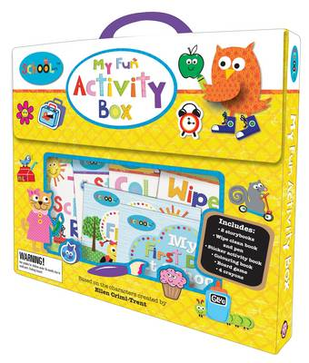 Schoolies My Fun Activity Box