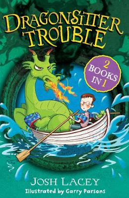 Dragonsitter Trouble: 2 books in 1