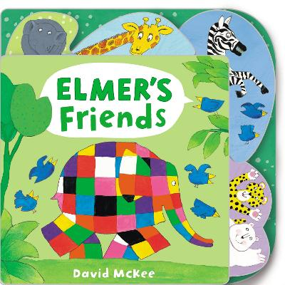 Elmer's Friends