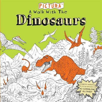Pictura Puzzles: A Walk with the Dinosaurs: Puzzles