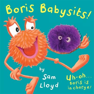 Boris Babysits: Cased Board Book with Puppet