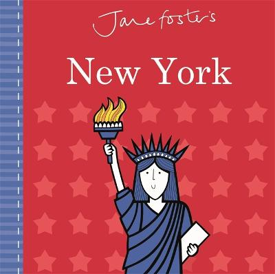 Jane Foster's New York