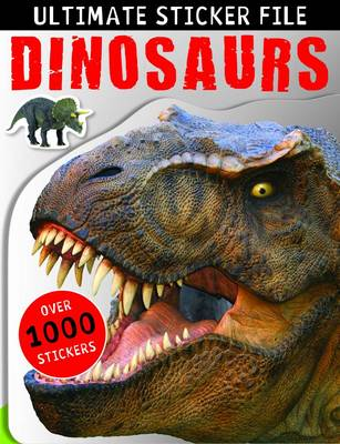 Dinosaurs Ultimate Sticker File