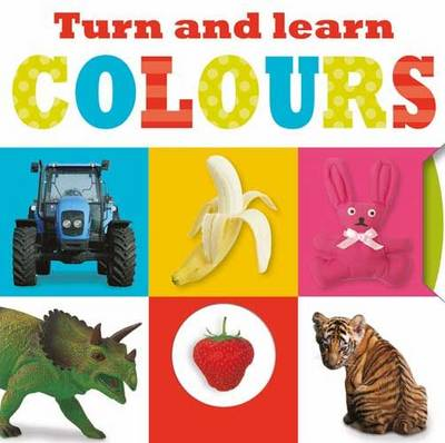 Turn and Learn Colours: Turn and Learn Mini