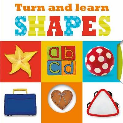 Turn and Learn Shapes: Turn and Learn Mini