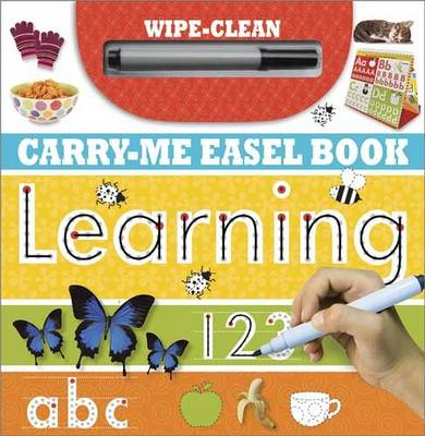 Learning: Wipe-Clean Carry-Me Easel Book