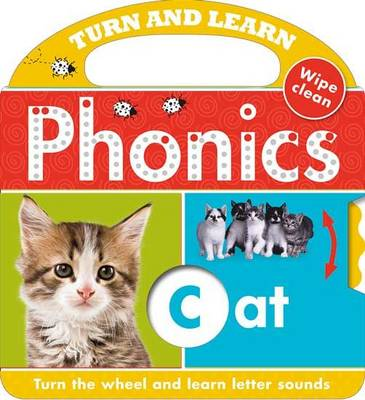 Turn and Learn Phonics: Turn and Learn