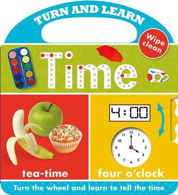 Turn and Learn Time: Turn and Learn
