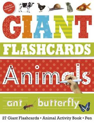 Giant Flashcards Animals