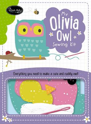 My Olivia Owl Sewing Kit