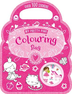 My Pretty Pink Colouring Bag: My Pretty Pink