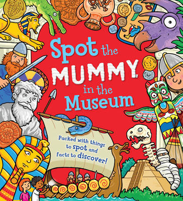 Spot the... Mummy in the Museum