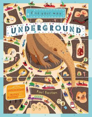 Find Your Way Underground