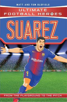 Suarez (Classic Football Heroes) - Collect Them All!
