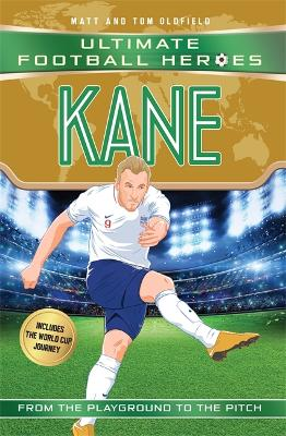 Kane (Ultimate Football Heroes - Limited International Edition)