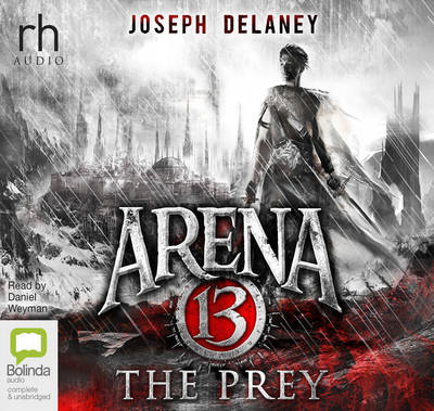 Arena 13 books joseph delaney book series book order for Bureau 13 book series