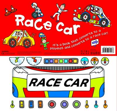 Convertible: Race Car