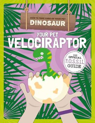 Your Pet Velociraptor