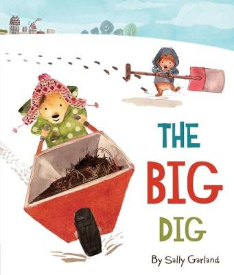 Picture Storybook: The Big Dig