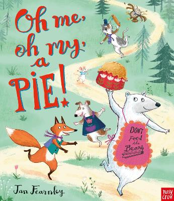 Book Reviews For Oh Me Oh My A Pie By Jan Fearnley Toppsta
