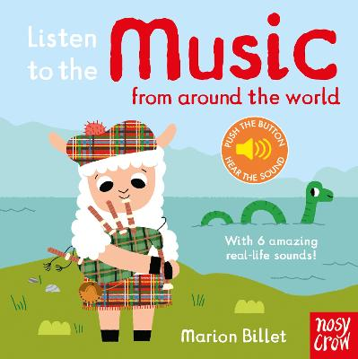 Listen to the Music from Around the World