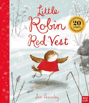 Book Reviews For Little Robin Red Vest By Jan Fearnley Toppsta