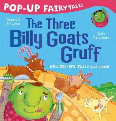 Pop-Up Fairytales: The Three Billy Goats Gruff