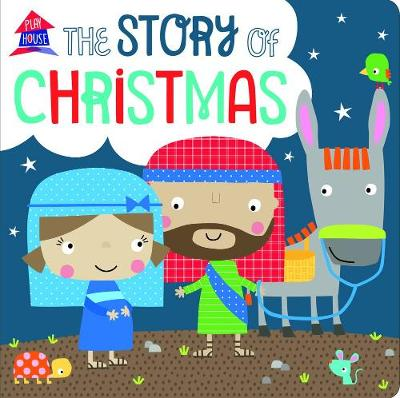 The Story of Christmas: A Fold Out Story