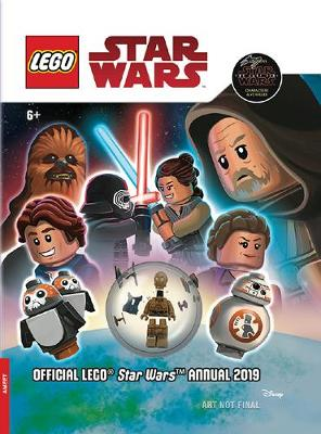 Lego Star Wars: Official Lego Star Wars Annual 2019