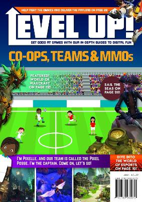 Co-Ops, Teams & MMOs