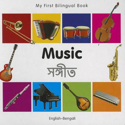 My First Bilingual Book - Music: English-french