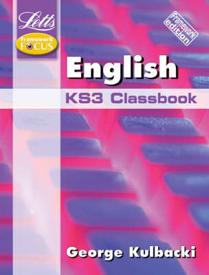English: KS3 Classbook