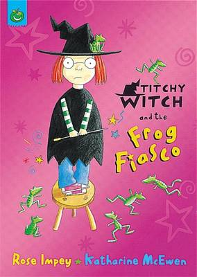 Titchy Witch And The Frog Fiasco