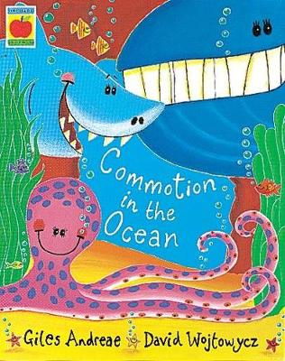 Commotion In The Ocean: Big Book