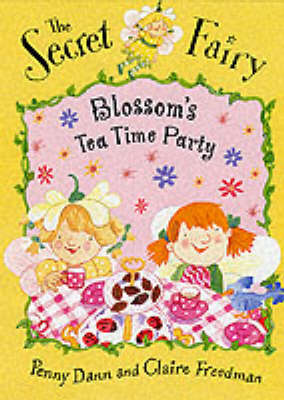 Blossom's Teatime Party Book